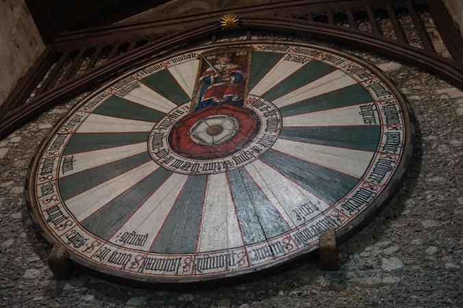 King Arthur's Round Table at Winchester