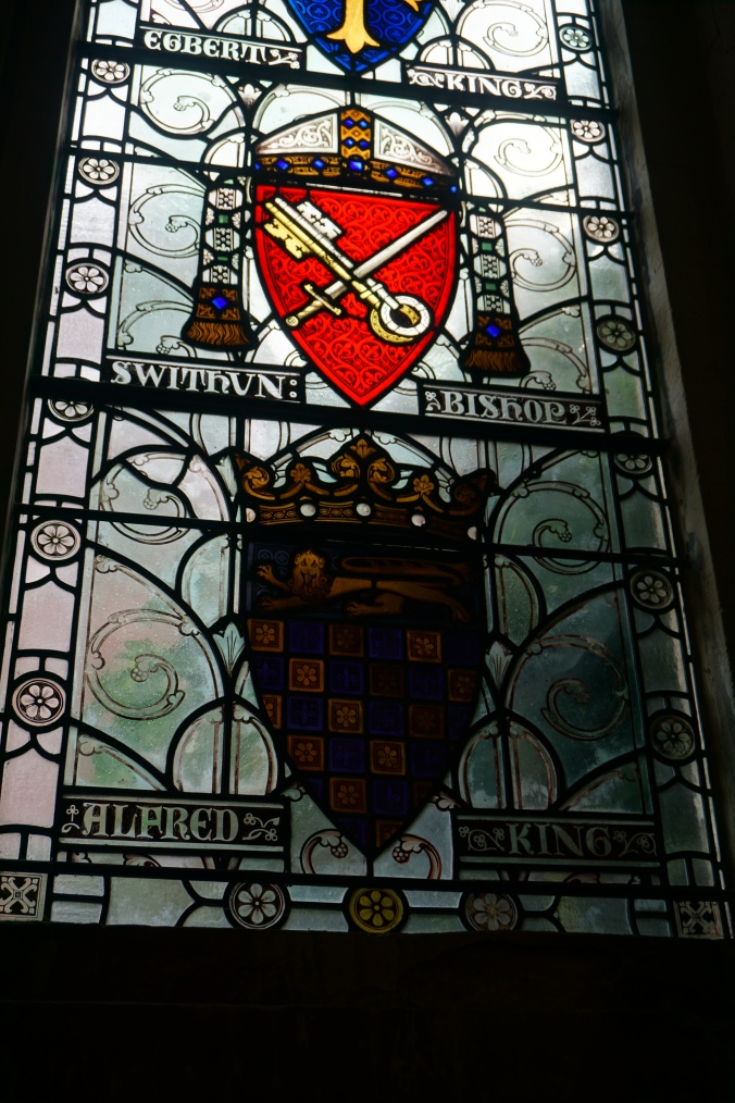 Windows in the Great Hall