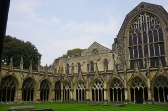 View of the Cloisters