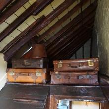 The attic (and bathroom)