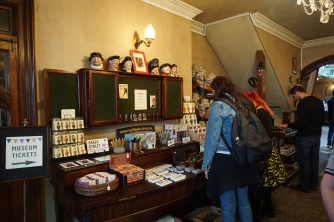Gift shop B