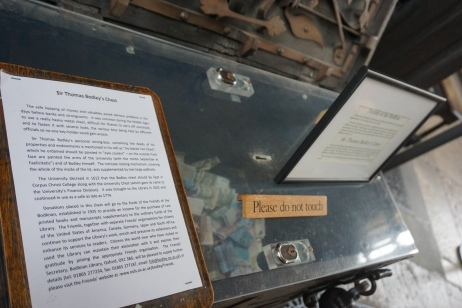 Sir Thomas Bodley's Chest