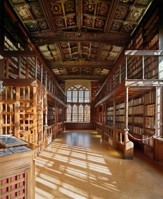 Duke Humphrey's Library (courtesy Google Images)