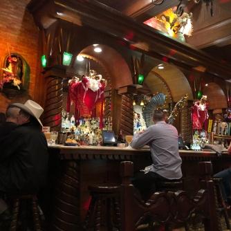 Bar at Mi Tierra