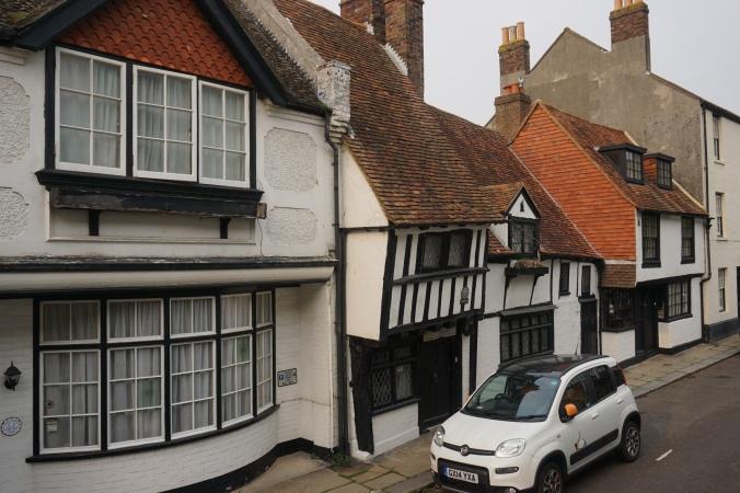 Old Houses on All Saints Street
