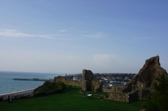 View of Hastings